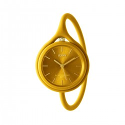 TAKE TIME MONTRE jaune...