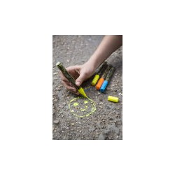 Kikkerland marqueurs craies